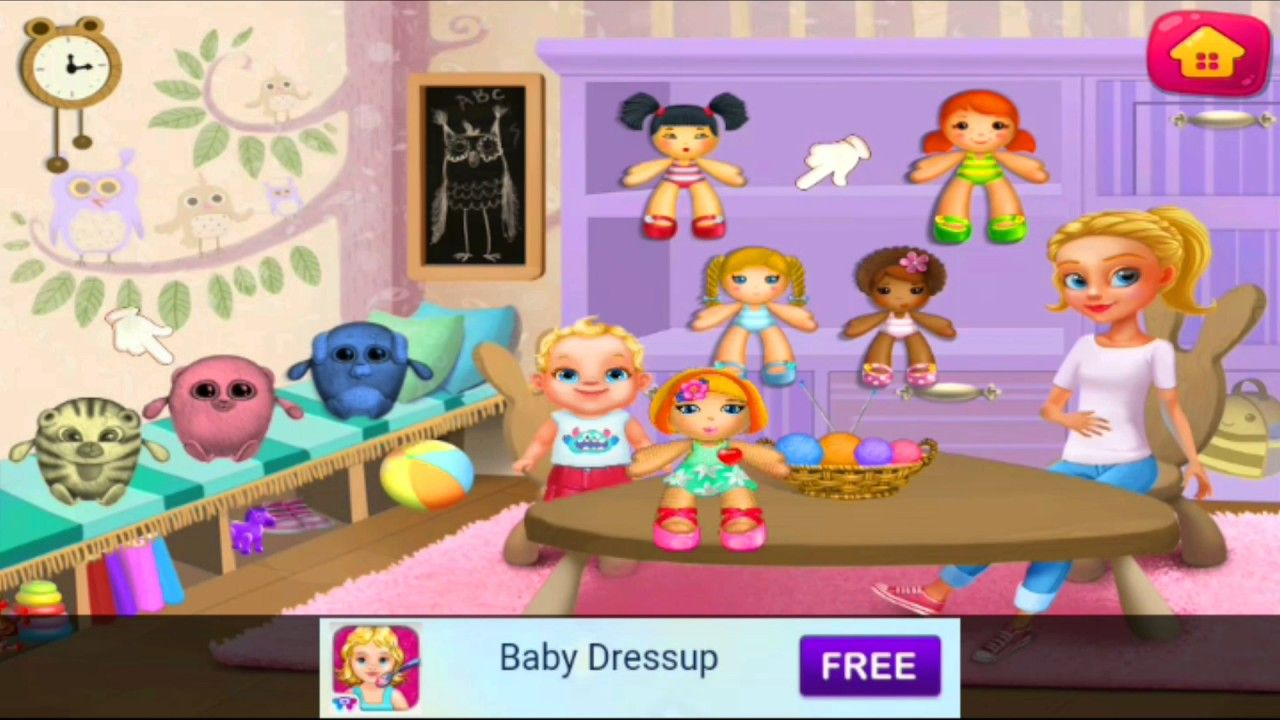 Babysitter Madness Baby games 2017 baby games android