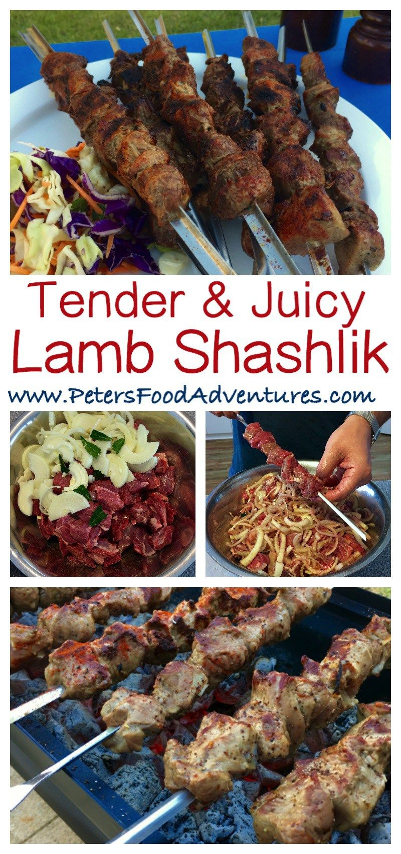 How to cook lamb shashlik so that it is soft Recipes for the most delicious marinades 66