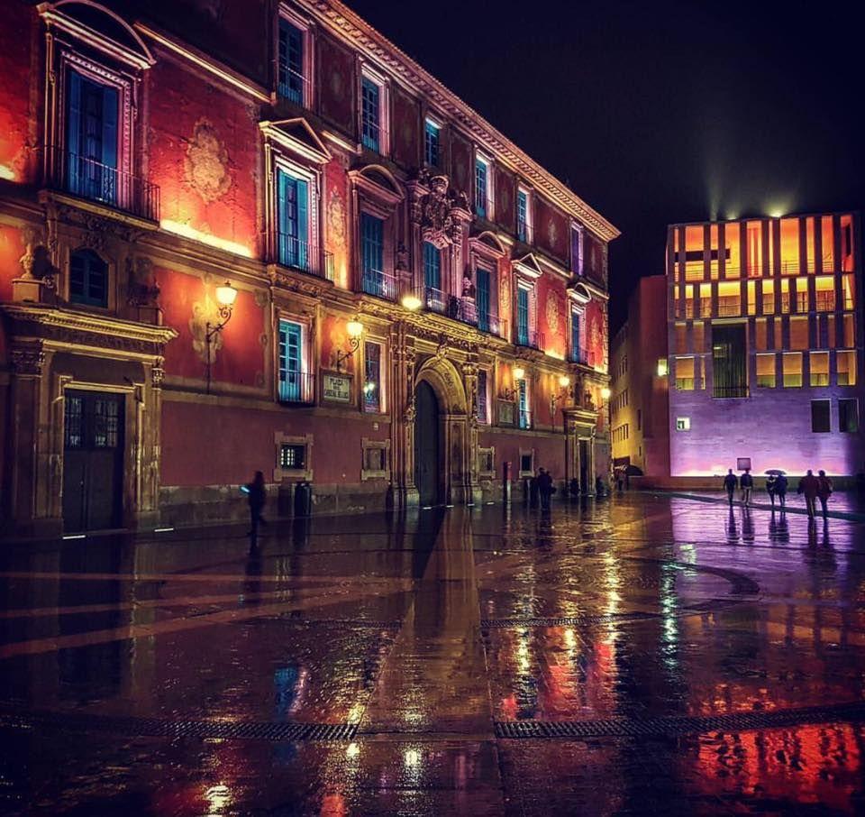 Murcia, Plaza del Cardenal Belluga