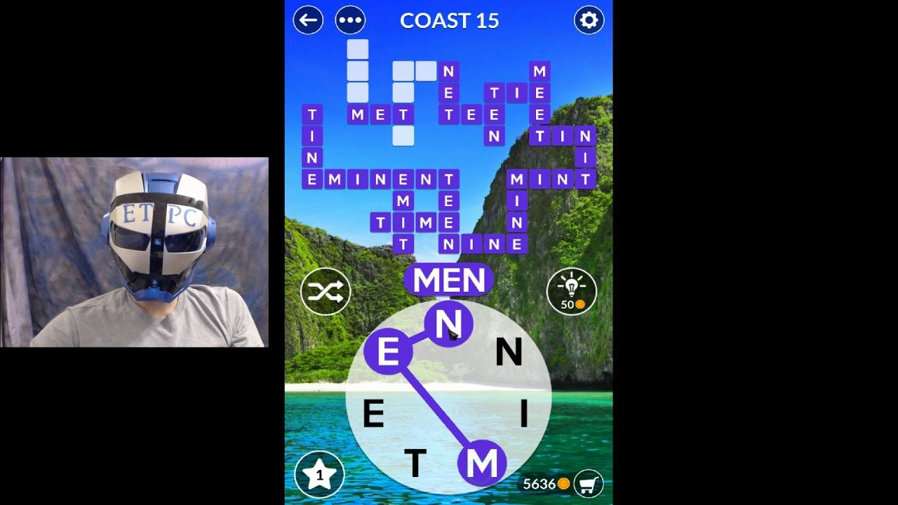 WORDSCAPES PRECIPICE, COAST 15 ANSWERS | Coast, Modern ...