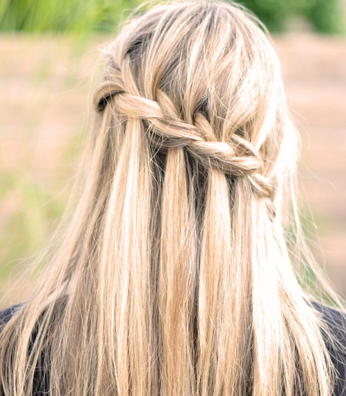 The Top Wedding Hairstyle Trends For Brides And Guests In Summer 2012 Hair Styles Long Hair Styles Braided Hairstyles