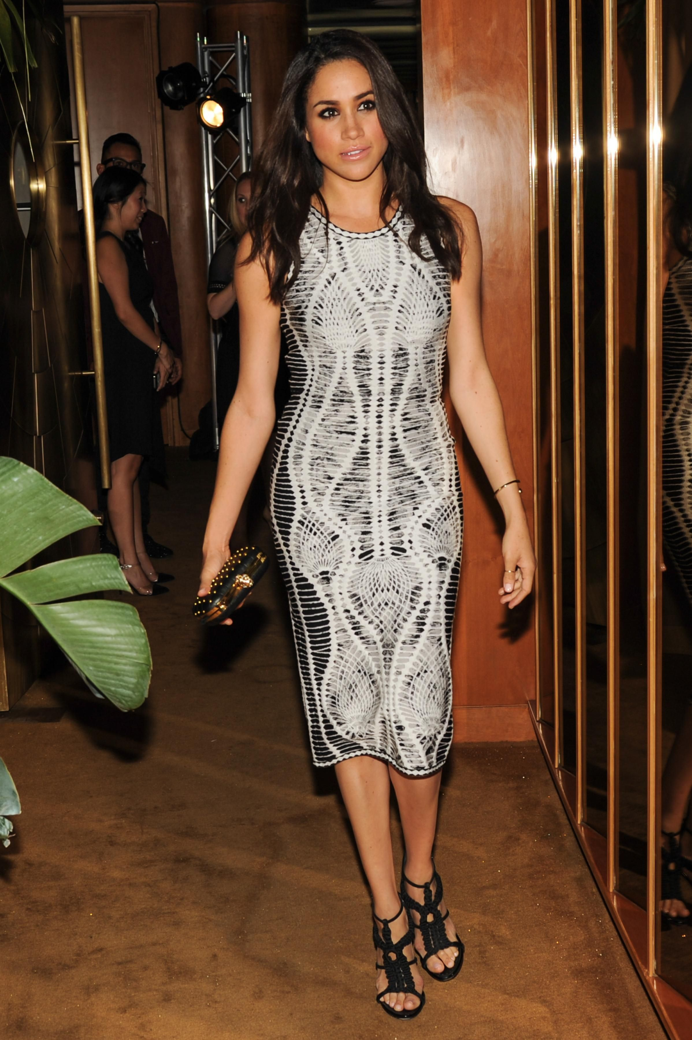 e9448c61f3692 It Girl  A Look At Meghan Markle s Stand Out Fashion Moments