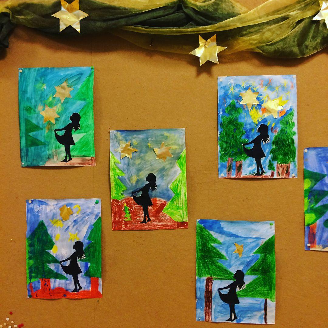 Sterntaler Kunst Bildnerischeerziehung Teacher