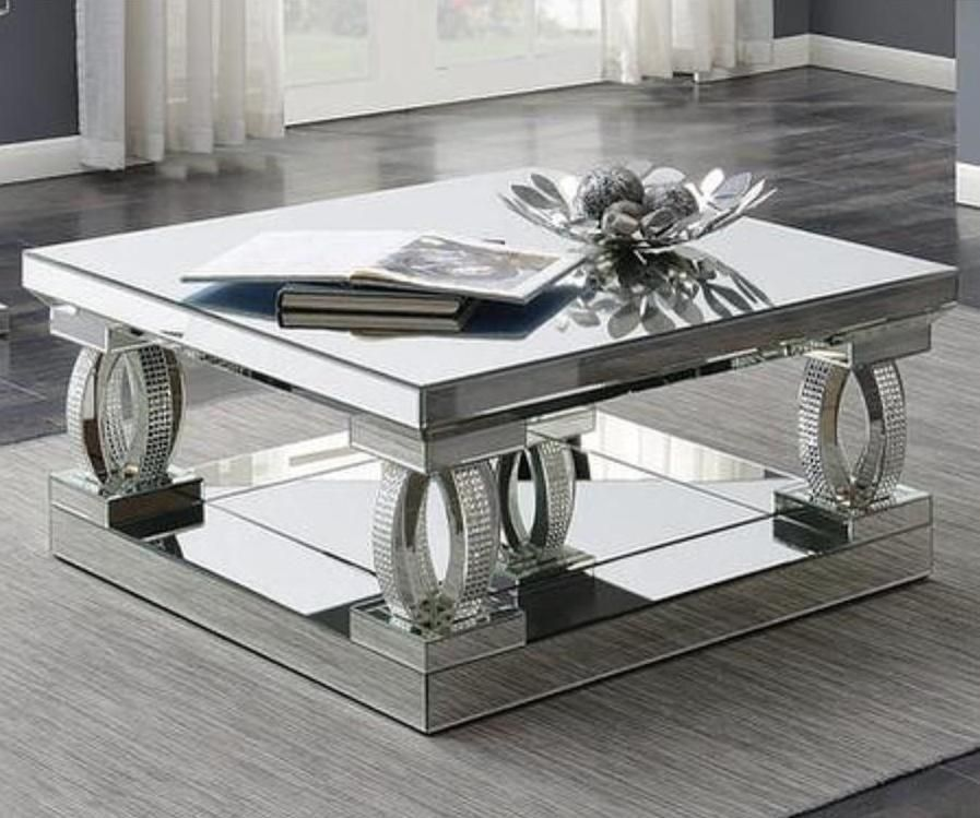 Astounding Monaco Mirrored Coffee Table Hos Home Dianes Dream Pabps2019 Chair Design Images Pabps2019Com