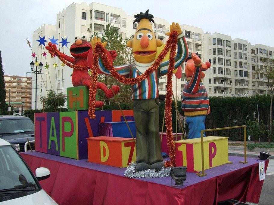 Las mejores figuras tem ticas para decorar carnaval en - Decoracion de carnaval ...