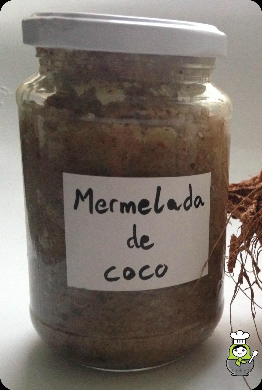 Chef in Chief: Mermelada de coco