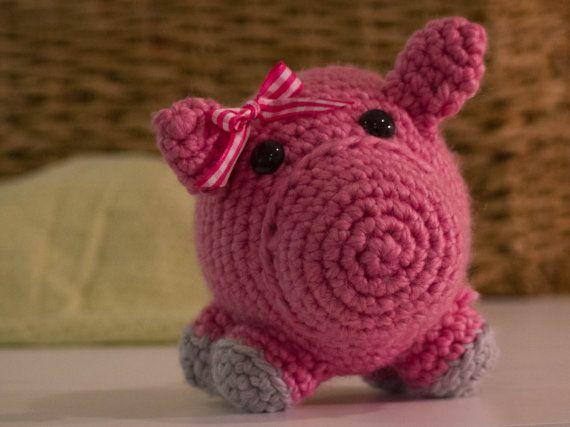 Crotchet Pig!