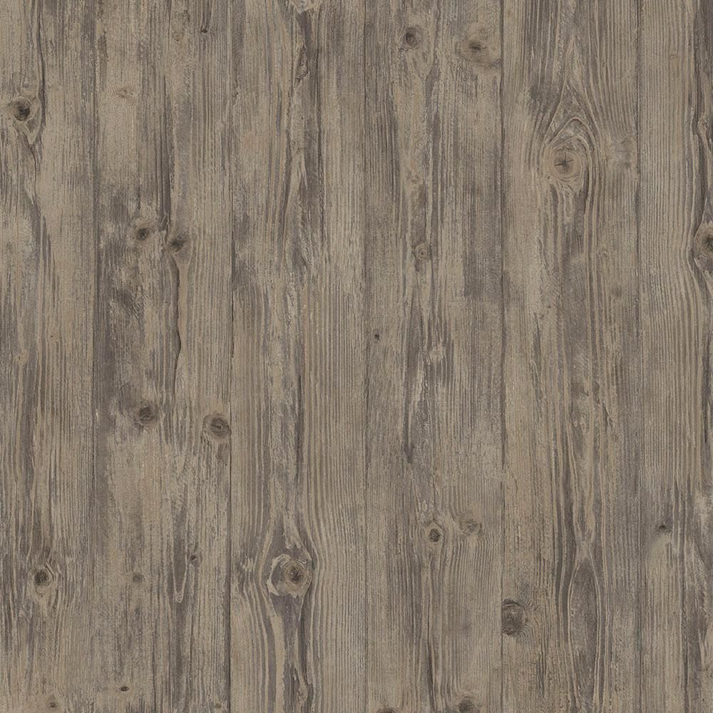 Norwall Woodgrain Wallpaper, Brown in 2020 Wood grain