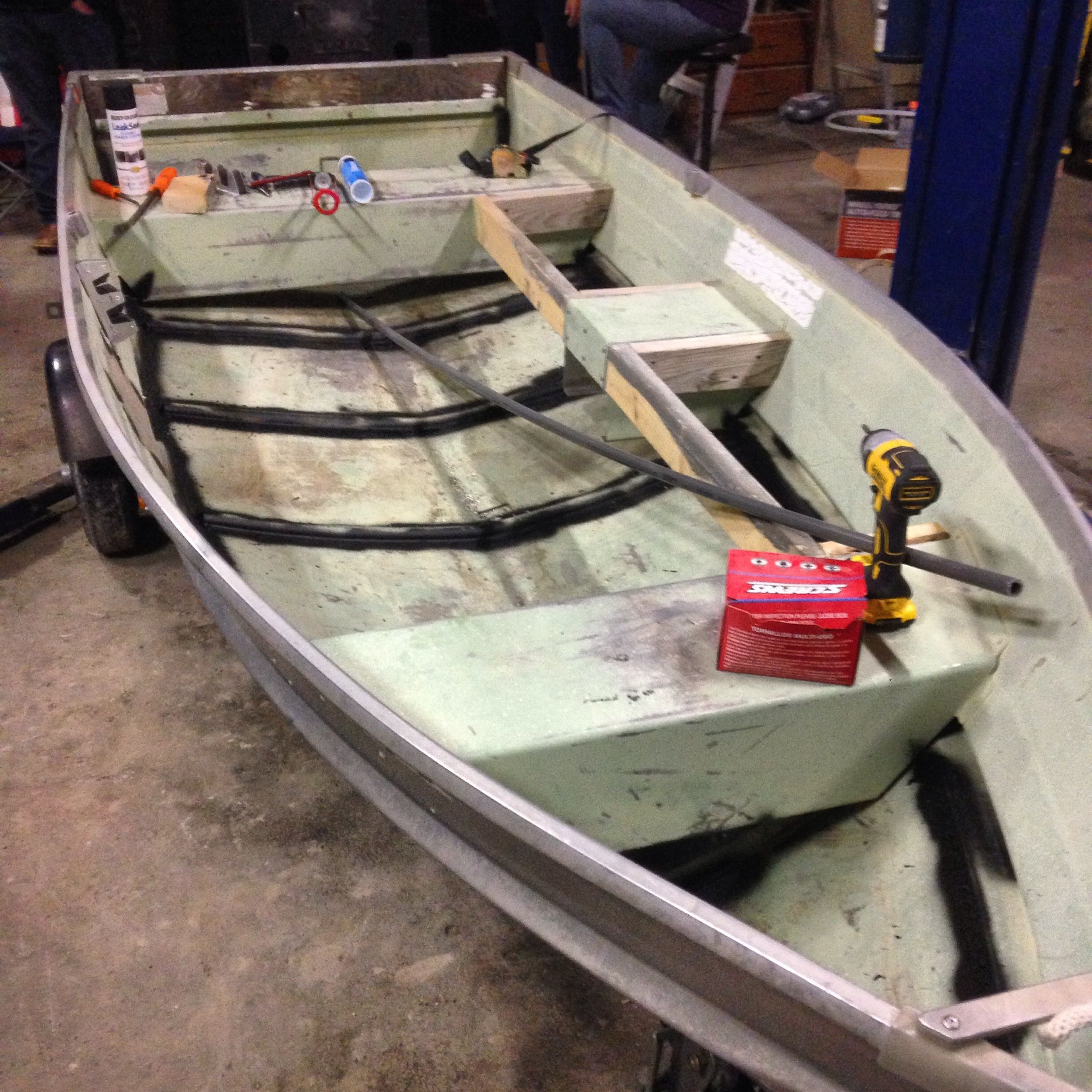 flex seal for protection boat build pinterest boat building
