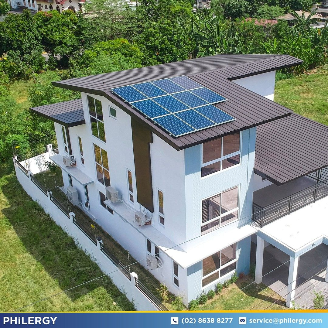 Installation Of The Week This 3 Kwp Installation For A Home In Quezon City Can Save Up To Php3 900 Per Month Get Yo In 2020 Free Solar Solar Solar Energy