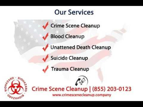 Pin On Crime Scene Clean Up Company