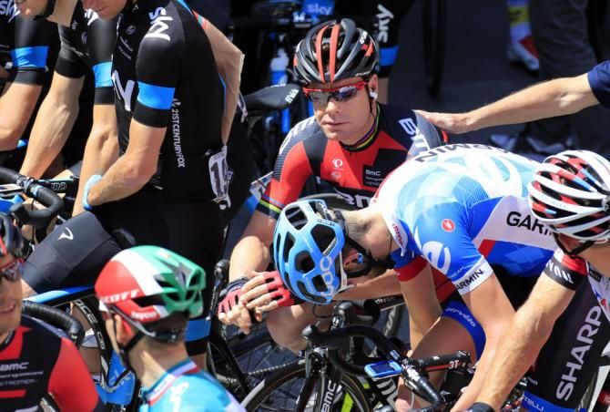 Giro d'Italia 2014 - Stage 8 - Cadel Evans (BMC Racing)