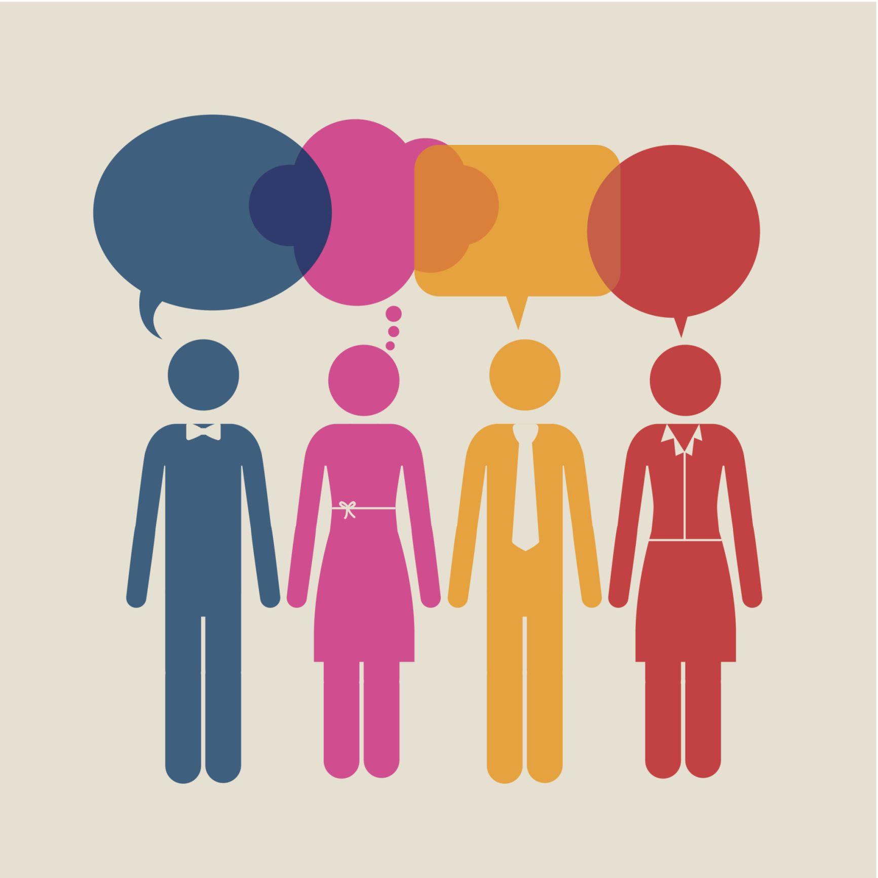 how to speak like a woman