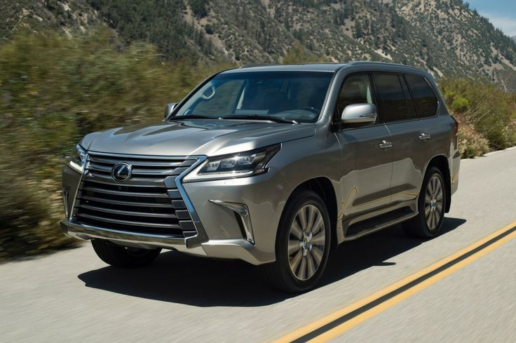 Nice Lexus 2018 Lexus LX 570 Redesign Changes and Release Date
