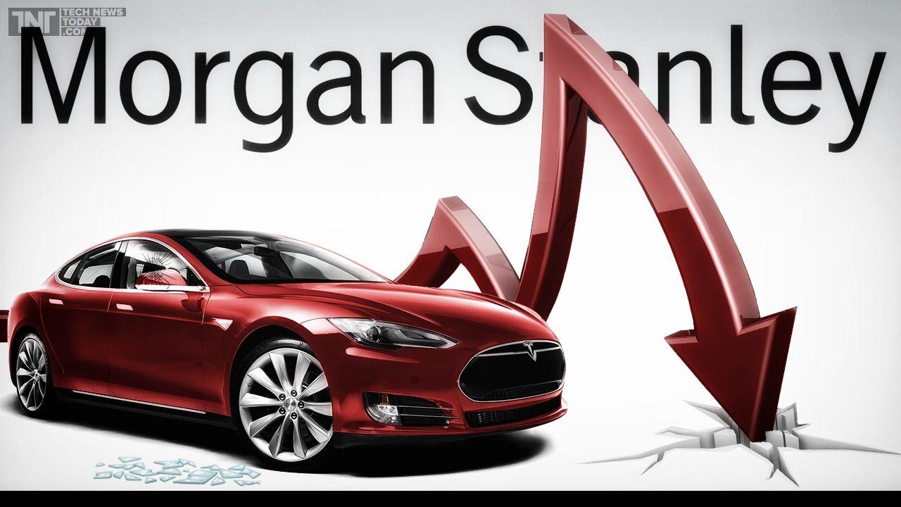 Tesla Motors Inc Model X Priced Too High Morgan Stanley Auto - Automobil tesla