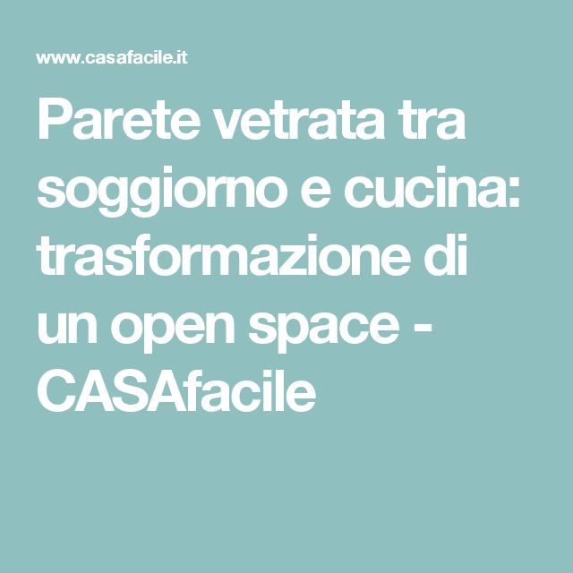 Photo of Parete di vetro tra soggiorno e cucina: trasformazione di uno spazio aperto – CASAfac …