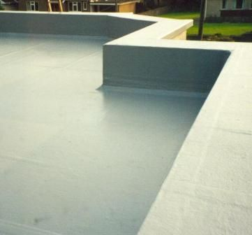 Roof Parapets Amp Flat Roof With Parapet Wall And Lantern