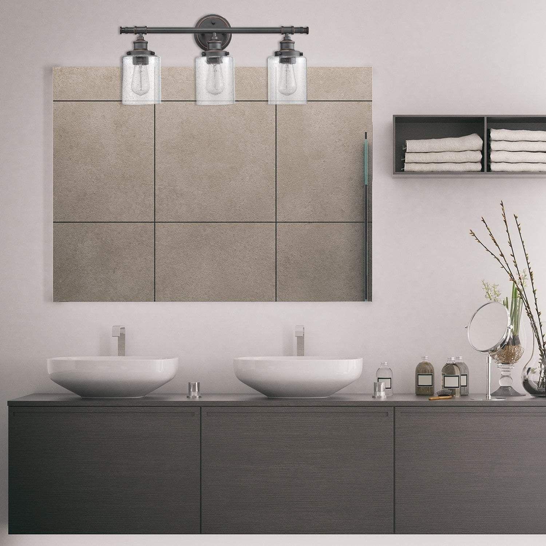 Photo of The Gray Barn Cymry 5-piece All-In-One Bronze Bathroom Set