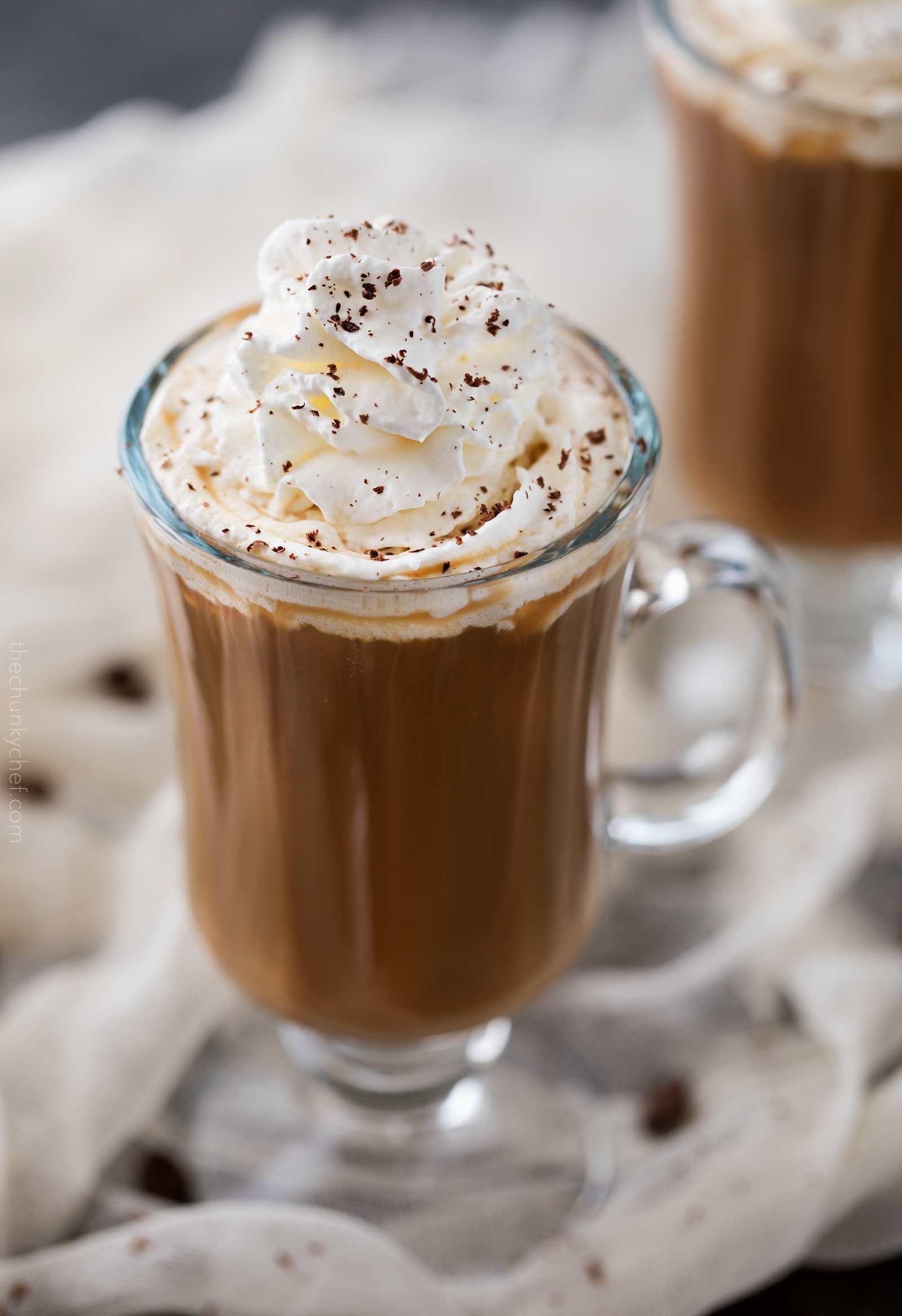 Irish Coffee with Homemade Baileys Whipped Cream Baileys