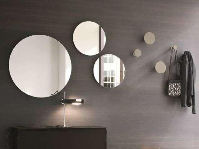 Specchi di design: tante idee da copiare mirrors specchi bagno