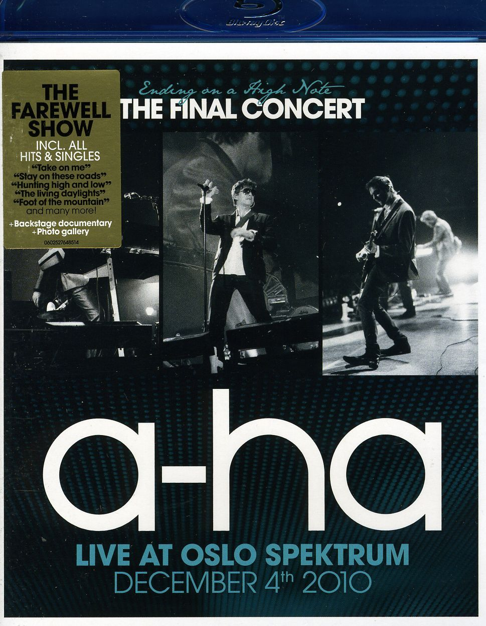A Ha Ending On A High Note Final Concert With Images