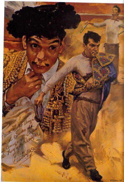Resultado de imagen de 'Cantinflas' torero