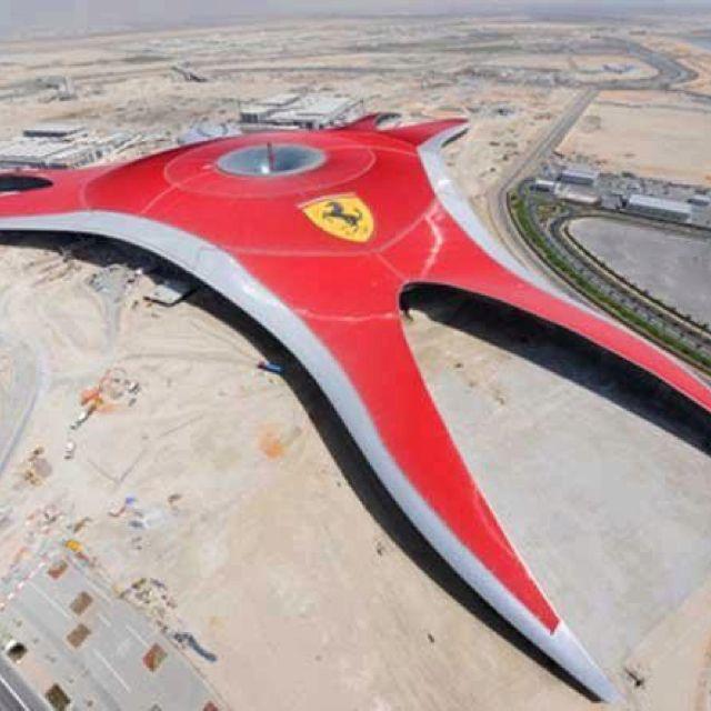 Ferrari headquarters :-)