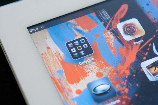 3 Favorite iPad Apps for Graphic Designers Ipad, App