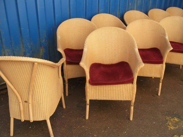 Ive Found Some Secondhand Lloyd Loom Chairs For Sale 15 X