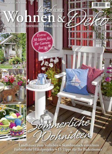 Sommerliche Wohnideen Landhäuser Zum Verlieben Skandinavisch