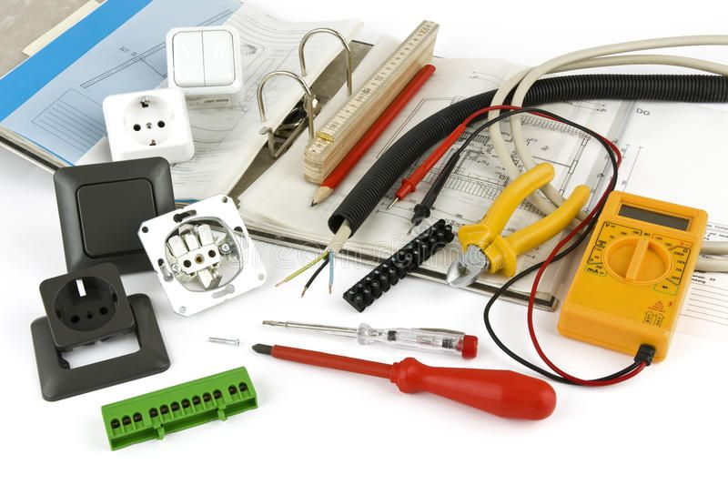 Electrical Work 1 Electrician Tool On A White Background Aff Work Electrical Electrician Backgro Diploma Courses Online Diploma Courses Electricity