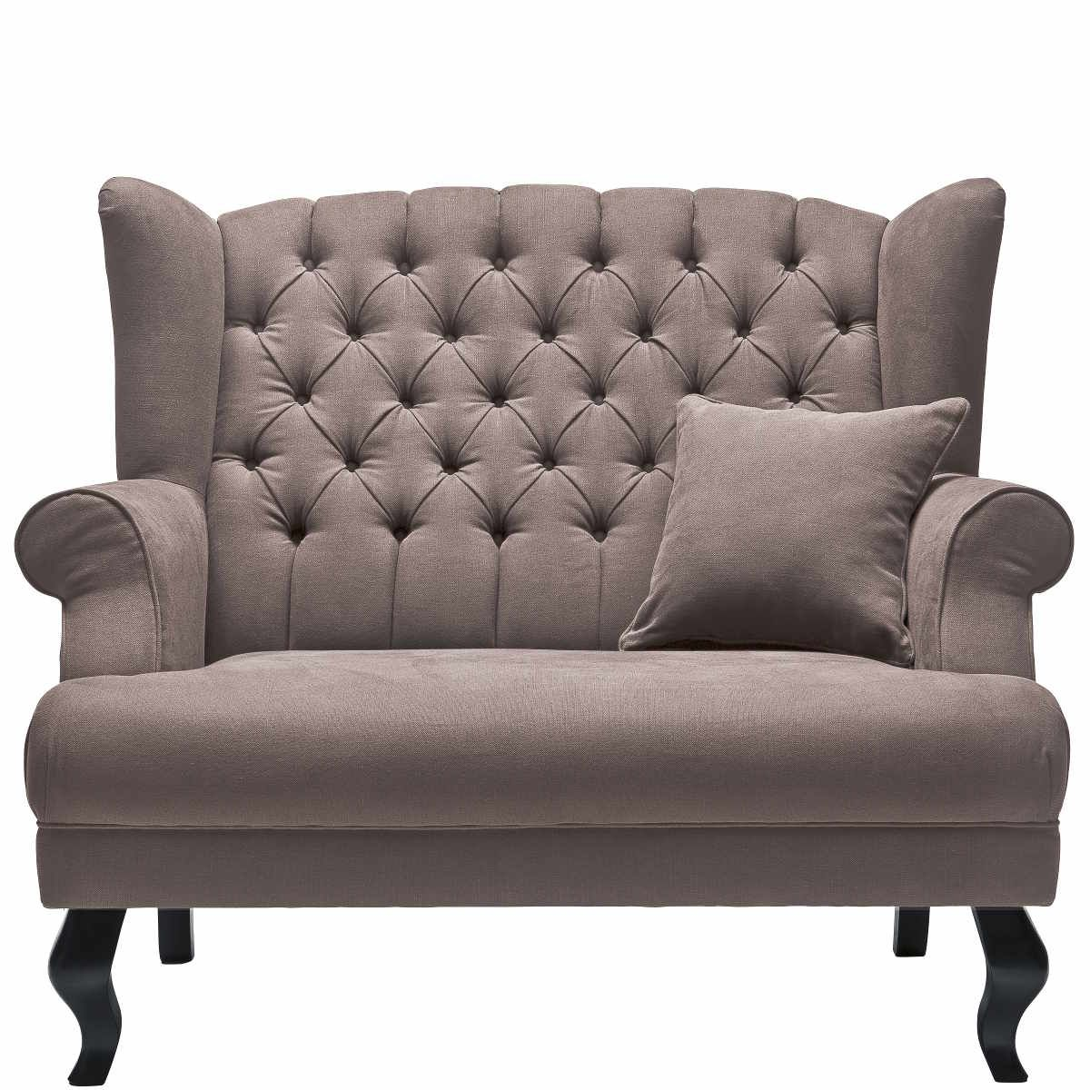 Sessel Butlers Grand Duc Sessel Möbel Love Seat Sofa Und Velvet Couch