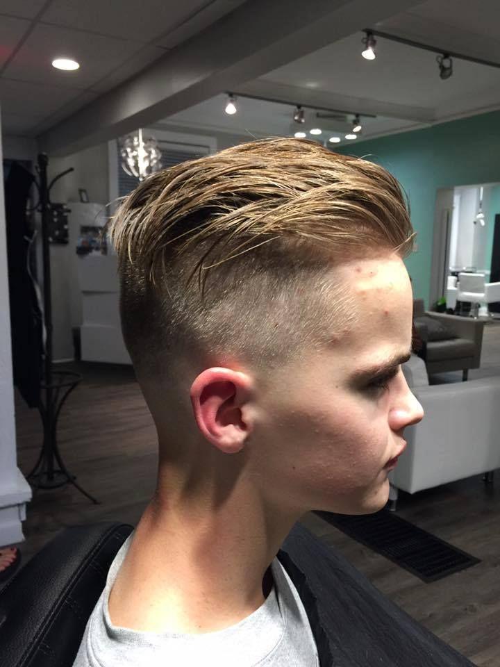 The Bend Salon Barber Webster Groves Mo St Louis Kids