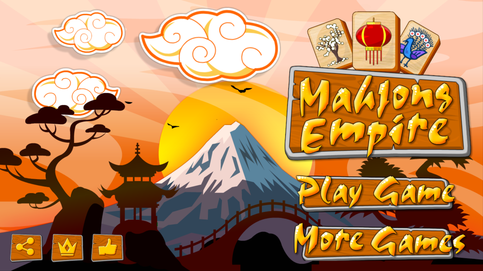 Mahjong Empire Mahjong Empire has classical rules. If you
