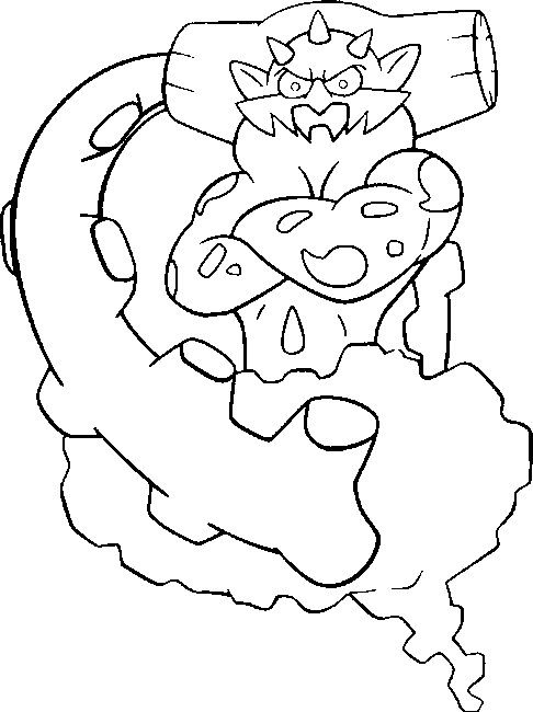 Coloring Pages Pokemon - Landorus - Drawings Pokemon Quincy - best of pokemon coloring pages meganium