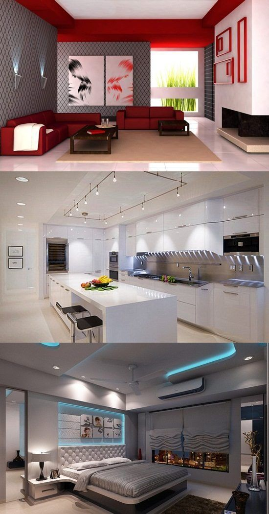 Modern Interior Design, Colors, Lighting - Defining Modern Design is ...