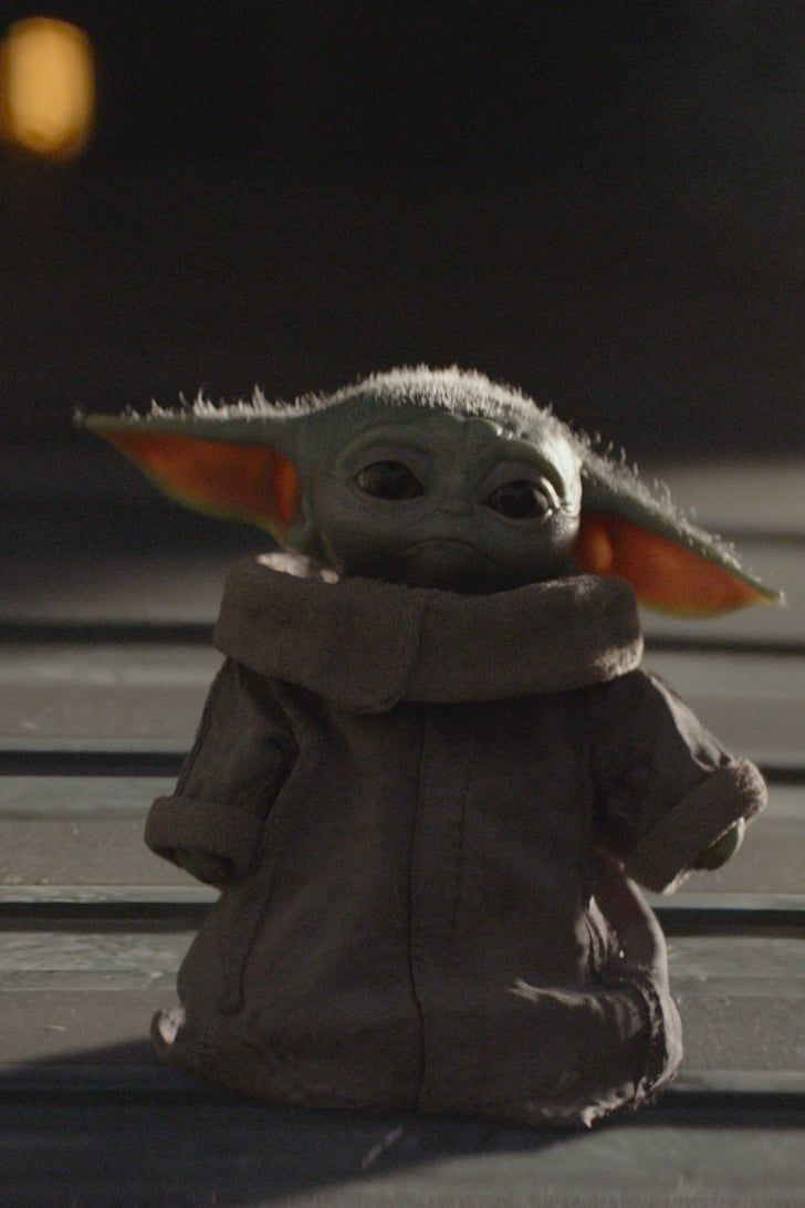 Every Picture We Have of Baby Yoda, For All Your General