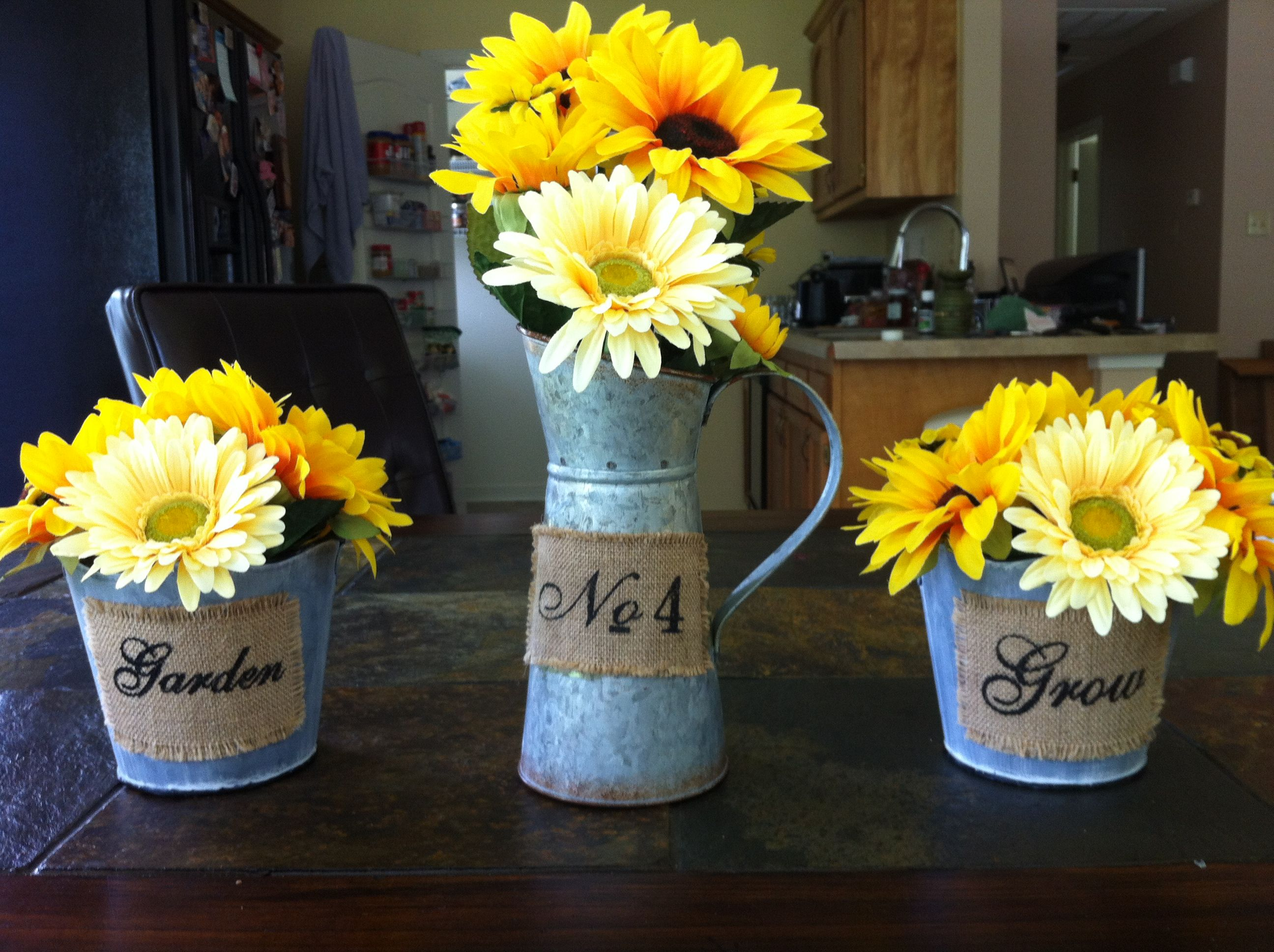 My Spring Centerpiece My Pinterest Projects