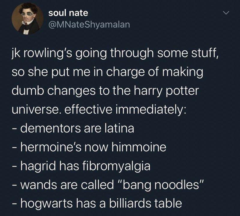 Giuseppe Stromboli Memes Put An Italian Twist On Harry Potter Harry Italian Joke Potter