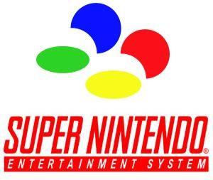 Afbeeldingsresultaat voor super nintendo logo