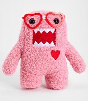 Domo in Love Plush Toy