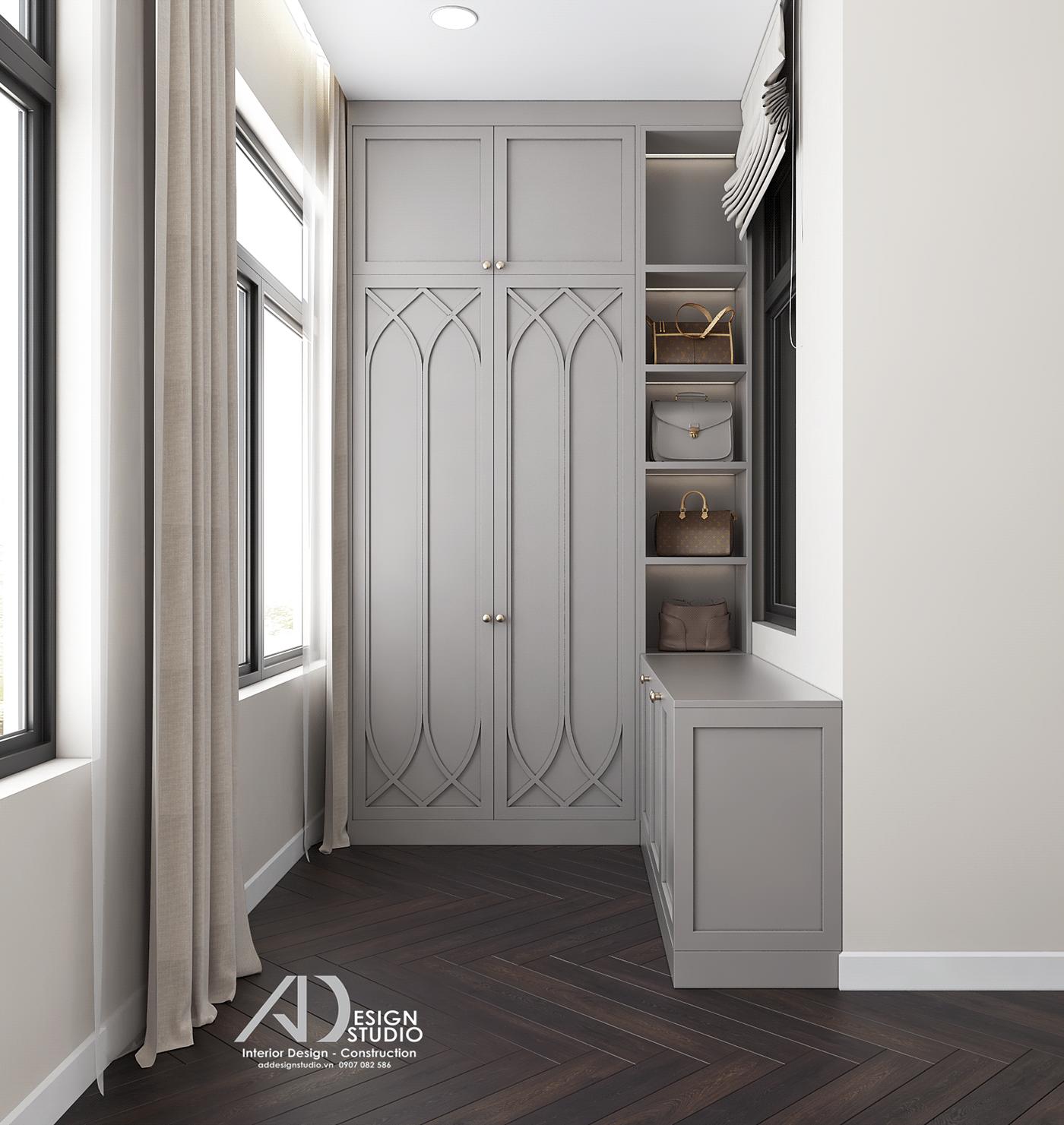Starlake Ha Noi On Behance Tall Cabinet Storage Interior Design Design