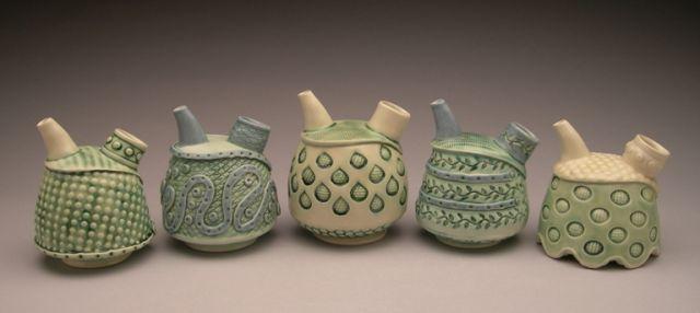 Presenter: Sandi Pierantozzi - Handbuilding II | San Diego, CA | February 3-5, 2012 - Gallery - Ceramic Arts Daily Community