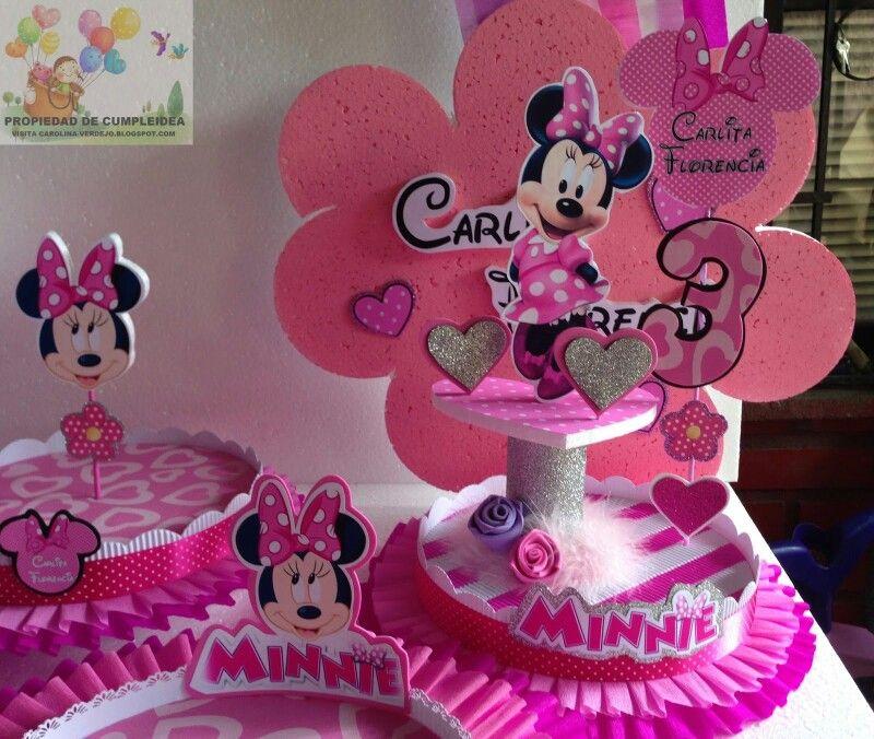 Chupetera de minnie mouse | belleza y salud | Pinterest ...