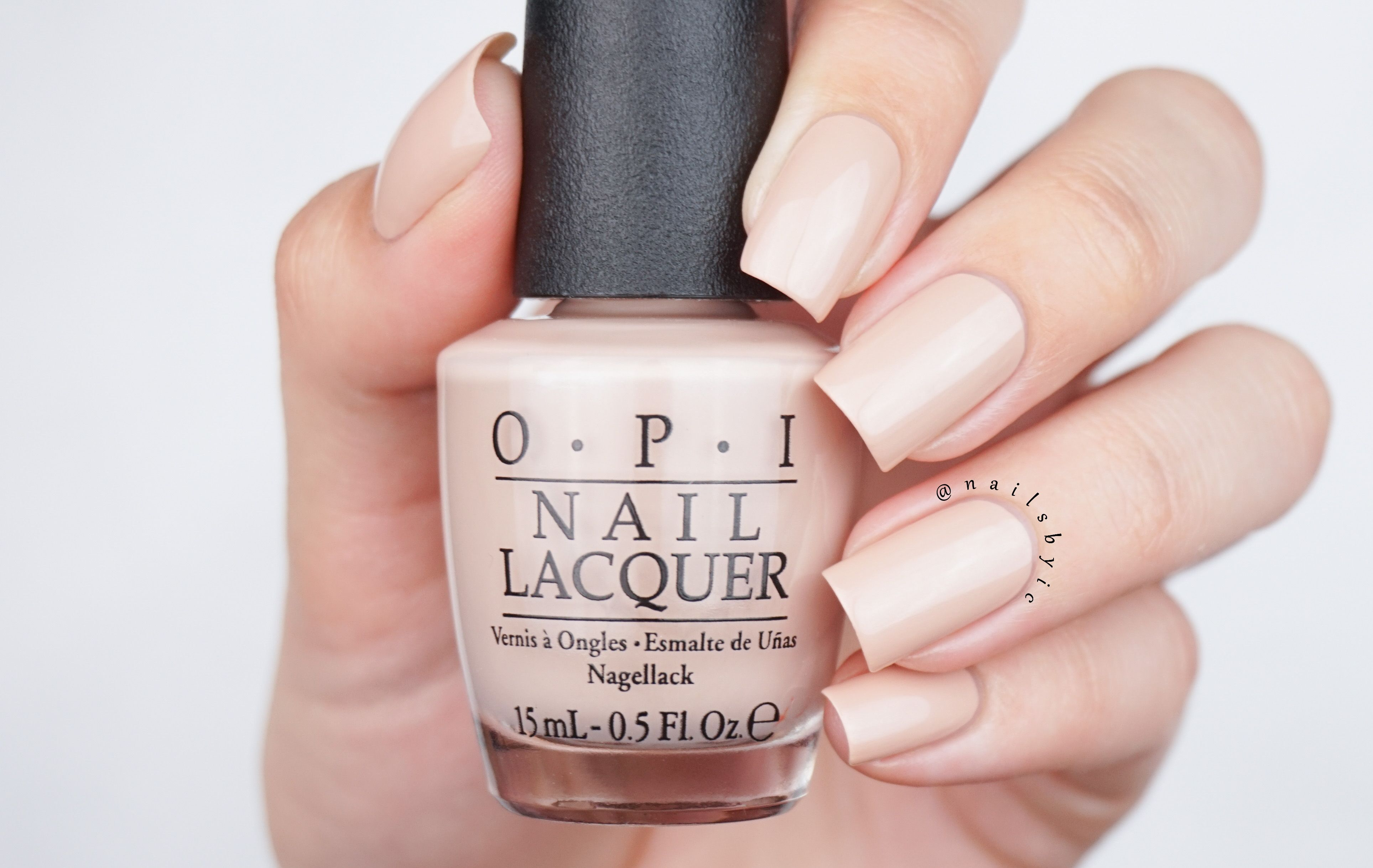 Pale to the Chief from the OPI Washington DC fall/winter 2016 ...