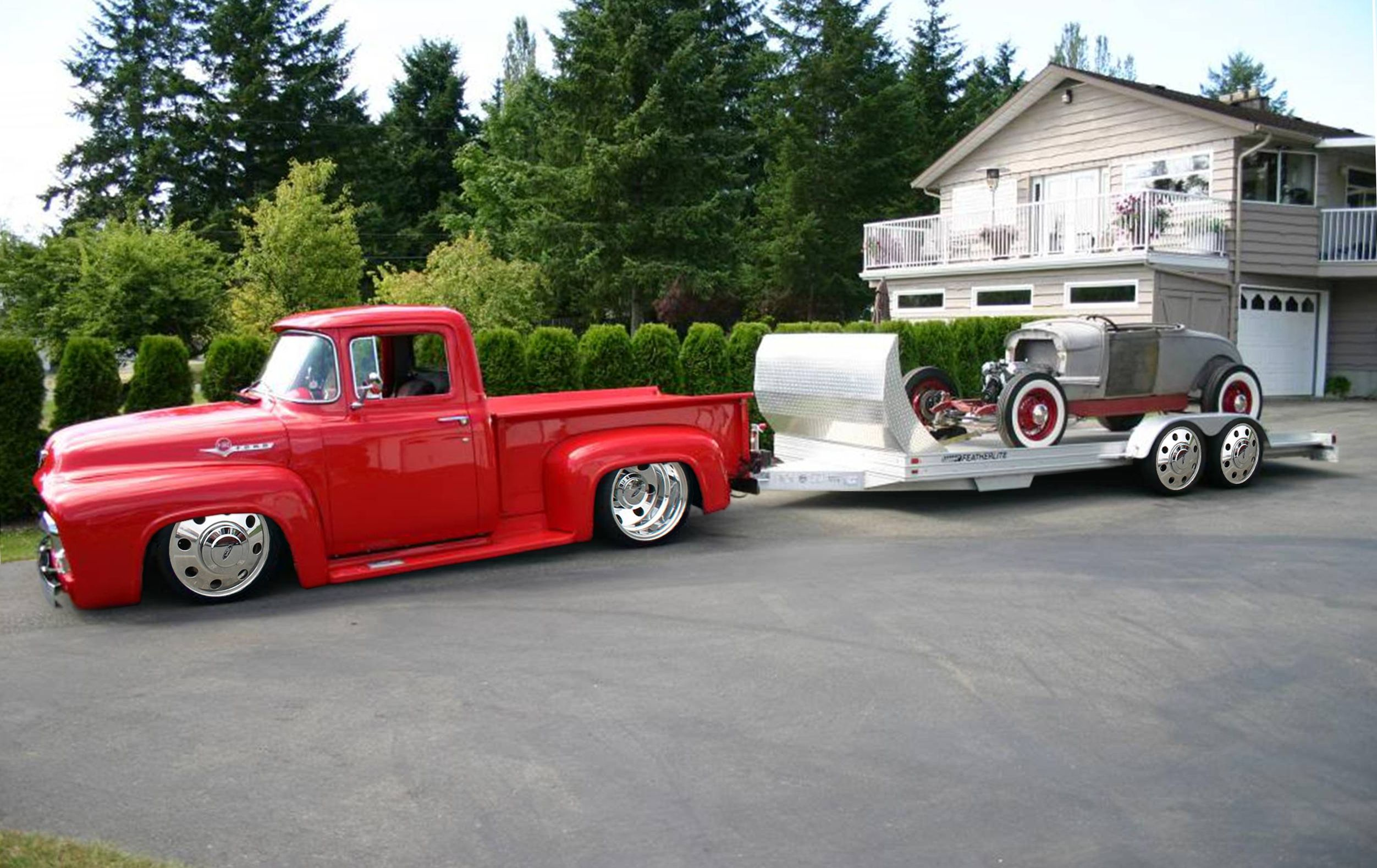 1949 ford f 1 with a compound twin turbo 5 9 l cummins inline six engine swaps pinterest cummins inline and ford