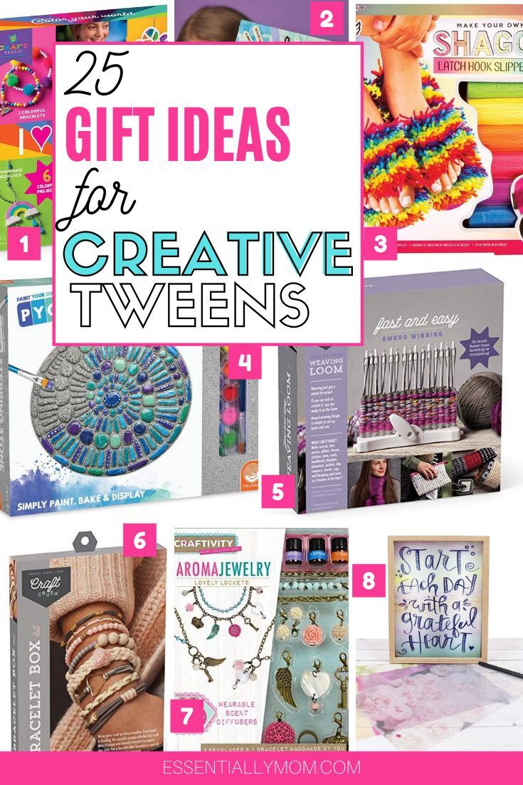 25 fun craft kits for tween girls gift ideas for