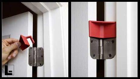 Hinge Buddy Portable Door Stop (1 ea.) | Projekt att testa ...
