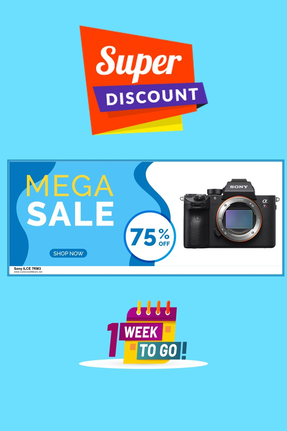 List Of 10 Sony Ilce 7rm3 Black Friday Deals 2020 In 2020 Black Friday Black Friday Deals Sony