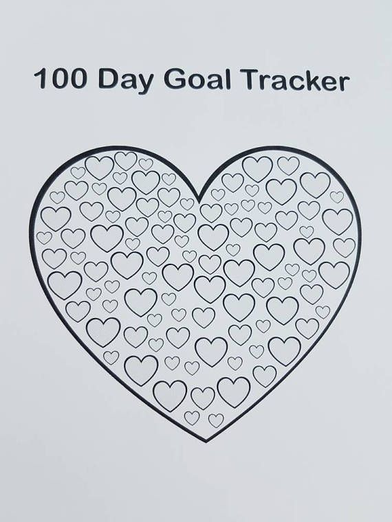 Are you building a habit? Doing 100 Day Goal Challenge